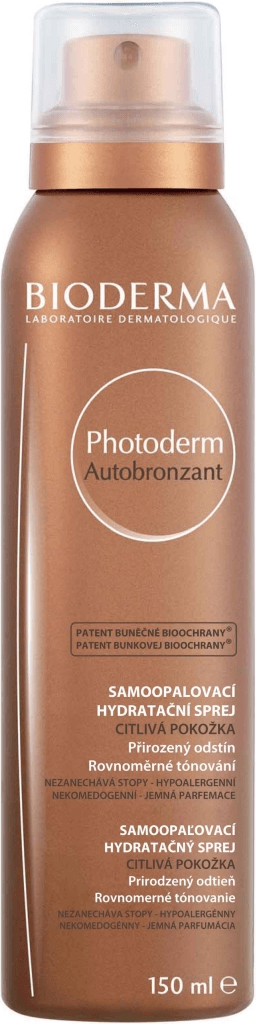 Bioderma Photoderm Autobronzant spray 150 ml
