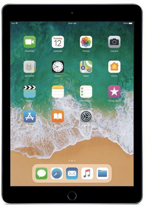 Apple iPad 9.7 (2018) Wi-Fi 32GB Space Grey