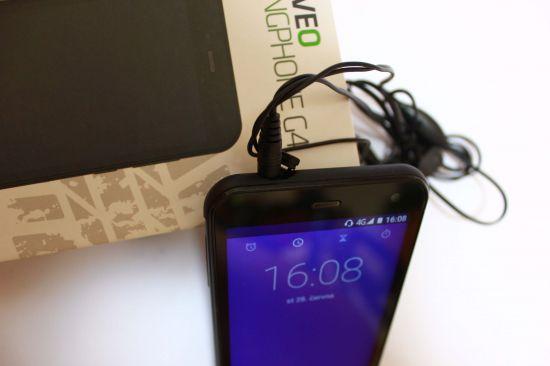 Fotografie Briketa, která hodně vydrží! Evolveo StrongPhone G4