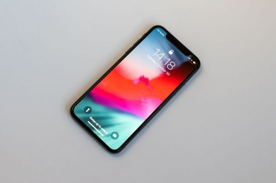 Fotografie Apple iPhone X