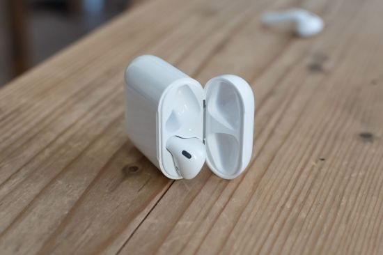 Fotografie Apple AirPods