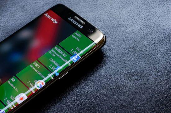 Fotografie Samsung Galaxy S7 Edge