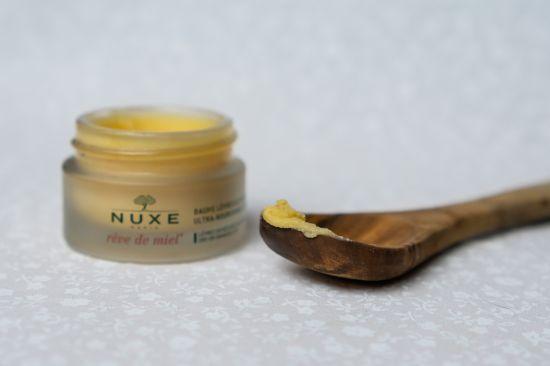 Krém na rty Reve de miel od Nuxe