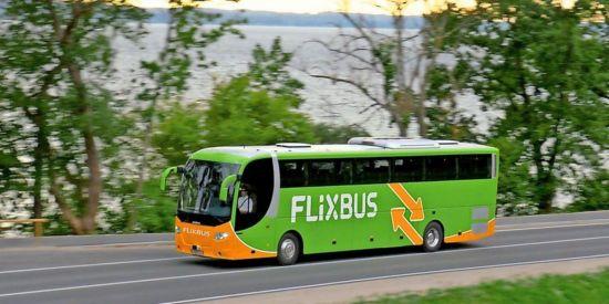 Fotografie FlixBusu