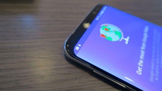 Fotografie Samsung Galaxy S8