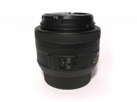 Fotografie Nikon 35mm f/1,8G AF-S DX