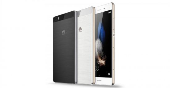 Fotografie Huawei P8 Lite