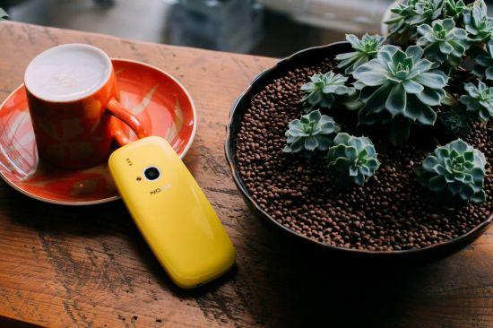 Fotografie Nokia 3310 (2017)