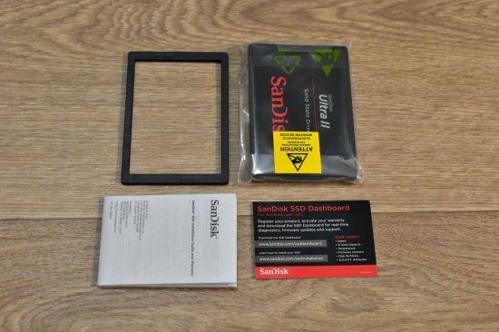 Fotografie SanDisk Ultra II 240GB