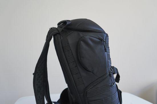 Postranní kapsičky u LowePro ProTactic 450 AW