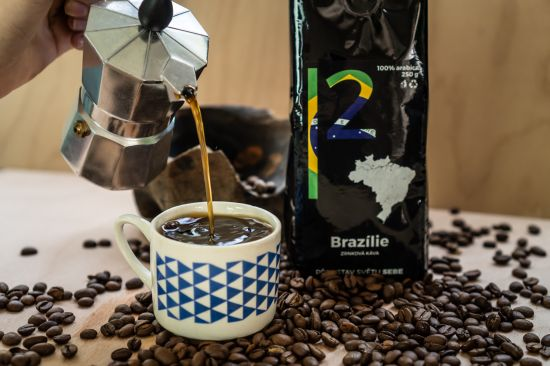 Fotografie kávy z moky od thomas2coffee