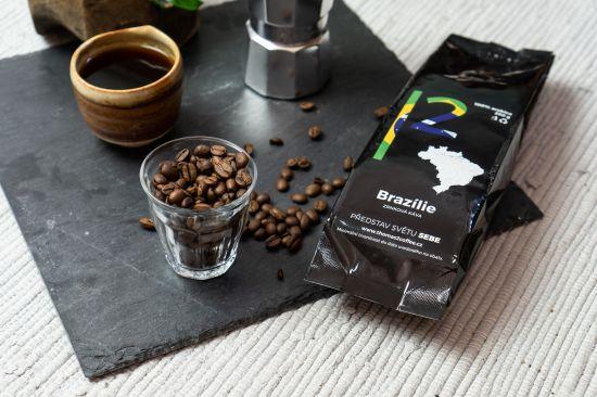 Fotografie kávy Brazílie od thomas2coffee