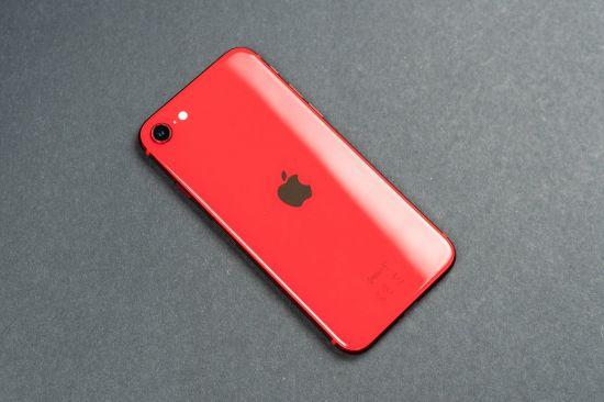 Skleněná záda Apple iPhone SE 2020