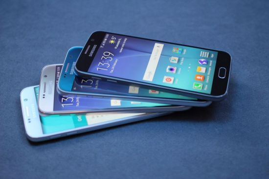 Fotografie Samsung Galaxy S6